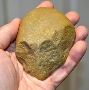 An excellent & rare, Early Paleolithic European