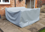 Grey Furniture Cover - 2440mm x 880mm x 680mm