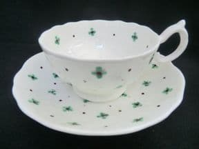 NO LONGER AVAILABLE Hilditch cup & saucer pattern 164