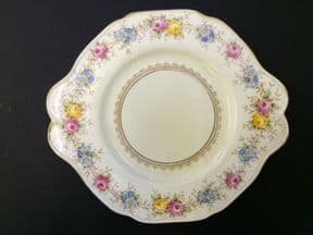 Wellington china W H Cope serving plate