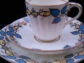 Reference trio cup saucer plate Duke & Nephews