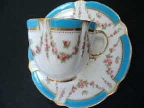 Small - espresso cup & saucer by George Jones