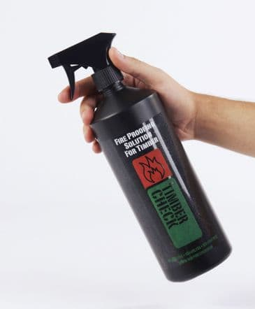 1litre msl Timbercheck Trigger Spray