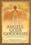 Angels, Gods and Goddesses Oracle Cards - Toni Carmine Salerno