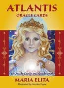 Atlantis Oracle Cards - Nicolee Payne , Maria Elita