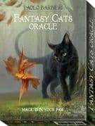 Fantasy Cats Oracle - Paolo Barbieri