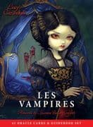 Les Vampires Oracle - Lucy Cavendish , Jasmine Becket-Griffith