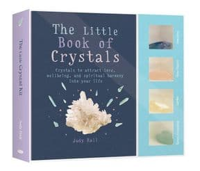 Little Book of Crystals Kit by Judy Hall
