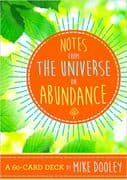 Notes from the Universe On Abundance - Mike Dooley