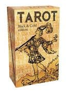 Tarot Black and Gold Edition - Arthur Edward Waite, Pamela Colman Smith
