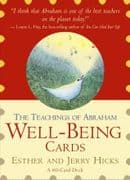 Teachings of Abraham : Well Being Cards - Esther & Jerry Hicks