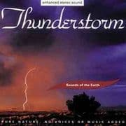 Thunderstorm - Sounds of the Earth