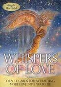 Whispers of Love Oracle Cards - Angela Hartfield and Josephine Wall