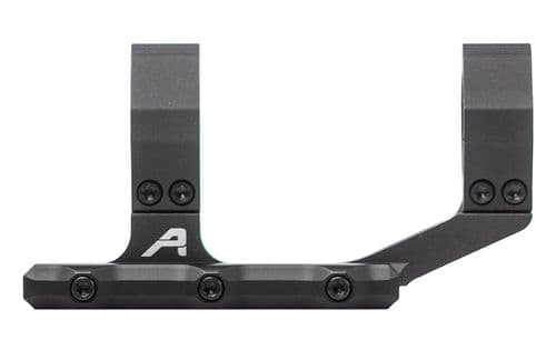 "Aero Precision Ultralight 1pc 1"" Picatinny Scope Mount Extended Anodized Black"
