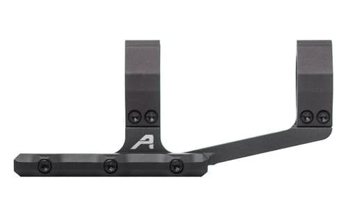 "Aero Precision Ultralight 1pc 1"" Picatinny Scope Mount SPR Extended Anodized Black"