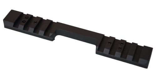 Britannia Rails Anschutz 1451 0 MOA Weaver Picatinny Base Rail Adapter 1-0007
