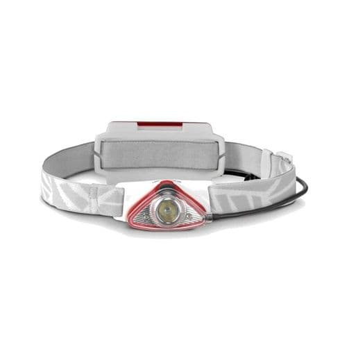Clulite Way2Go Headlamp Front & Rear LED upto 85m 200 Lumen Rechargeable HL22
