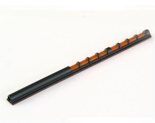 Easyhit SHOOTING Bead Fibre Optic Shotgun Foresight Game Hunting & Clay Sight - ORANGE/RED 3mm