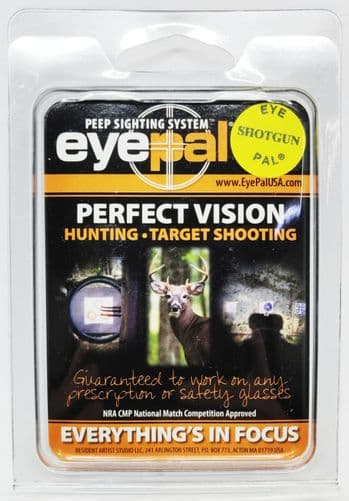 EyePal SHOTGUN Short/Longsight, Astigmatism Fuzzy Sight Glasses/Contact Lens Peep Focus Sight