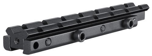 "Hawke 1 Piece Adapter 3/8"" to Rifle Weaver Base & 40 MOA Elevation HM17021/22403"