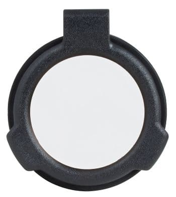 Hawke Flip Up Rifle Scope Lens Cover - Clear - Sizes from 39-67mm outer diameter