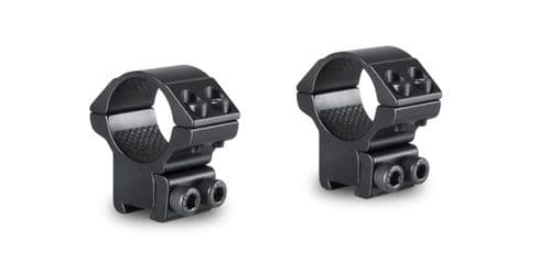 Hawke Match Rifle Scope Mount Rings - 1