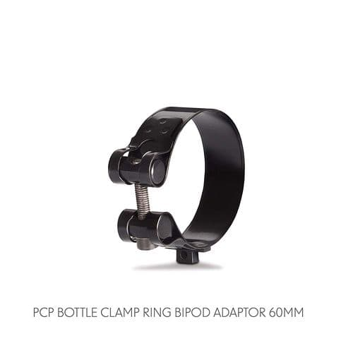 Hawke PCP Bottle Clamp Ring Bipod Adaptor 60mm 70052