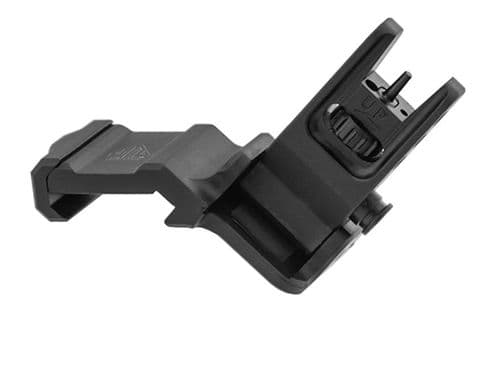 Leapers UTG MT-745 Accu-Sync 45 offset flip up Picatinny Base Front Sight