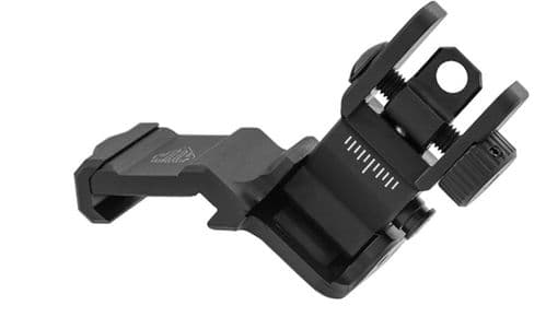 Leapers UTG MT-945 Accu-Sync 45 offset flip up Picatinny Base Rear Sight