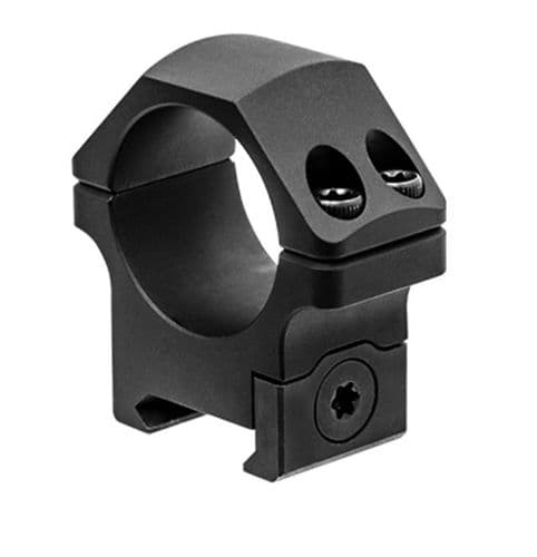 Leapers UTG Pro Low Profile 30mm Picatinny Rifle Scope Mounts Rings RWU013010
