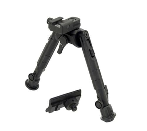 "Leapers UTG Recon 360 TL Bipod 7-9"" Center Picatinny TL-BP01-A"