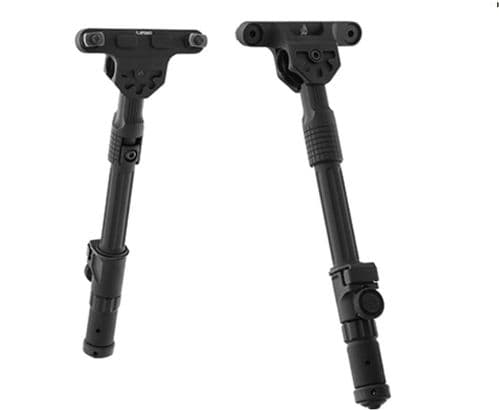 "Leapers UTG Recon Flex II M-LOK Bipod 7-9"" Center Bidirectional TL-BPDM03"