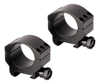 Nikko Sport Match LOW 30mm Picatinny Tactical Scope Mount Rings NSSM30WL