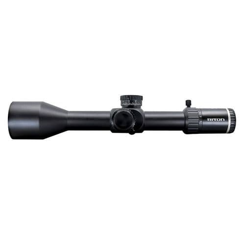 Riton X7 Conquer 4-32x56 ED FFP Non Illuminated PSR 0.1 MRAD Zero Stop Scope