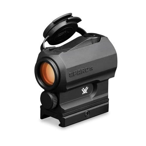 Vortex Sparc AR 2 MOA Red Dot Hunting Tactical Rifle Sight SPC-AR2