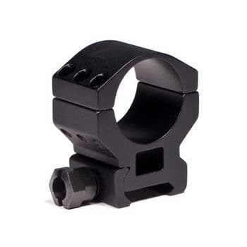 Vortex Tactical 30mm Weaver/Picatinny Rifle scope Mount Ring - High single ring