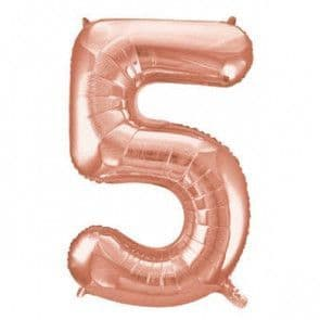 Number Age 5/5th Birthday - 34
