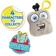 "Bin Weevils 3"" Plush Backpack Clip On Toy - Tink"