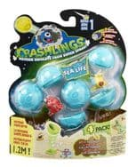 Crashlings - Series 1 - 4 Pack - Sea Life