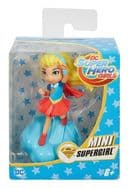 DC Super Hero Girls - Mini Vinyl Collectible Doll - Supergirl