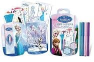 Disney Frozen Mini Designs Dresses Book Set
