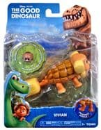 Disney Pixar The Good Dinosaur - Action Figure - Ankylosaurus Vivian