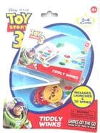 Disney Pixar Toy Story 3 - Games on the Go - Tiddly Winks