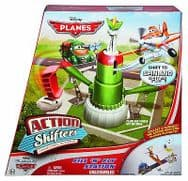 Disney Planes Action Shifters Fill n Fly Station Playset