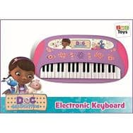 Doc McStuffins Electronic Keyboard