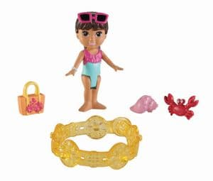 Dora & Friends Dora Magic Adventure Charms - Beach Adventure Dora