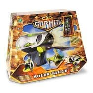Gormiti Solar Sailer - Deluxe Vehicle with Functions & Exclusive Action Figure