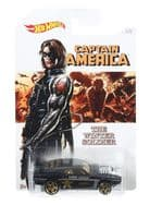 Hot Wheels Captain America - The Winter Soldier - Rivited - 5/8