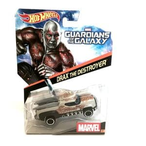 Hot Wheels Marvel Character Cars - Guardians of the Galaxy - Drax the Destroyer