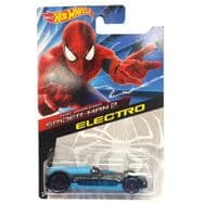Hot Wheels The Amazing Spider-Man 2 Diecast Car - Electro